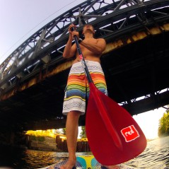 Тесты SUP Red Paddle