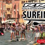 SUP гонка в Венеции, 16 сентября