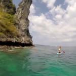 Путешествие вокруг Пхи-Пхи в пятиминутном видеоролике