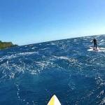 Даунвинд в Таити