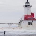 О путешествии по холодному озеру Мичиган
