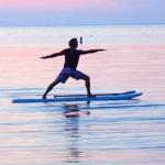 О здоровье: 3 позы сап-йоги для укрепления тела и духа