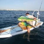 Что необходимо иметь для комфортной SUP-рыбалки
