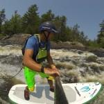 На бурной воде с Майком Таварес