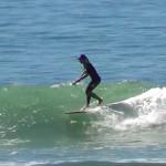 Серфинг на лонг-борде