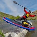 100 миль по реке Нижний Дешют (Lower Deschutes), Орегон, США