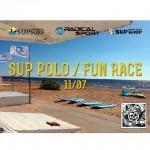 SUP Polo 11 июля на станции TakeOff