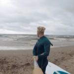 Видео: SUP серфинг в Питере