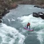Заряжаемся эмоциями на реке Дешют