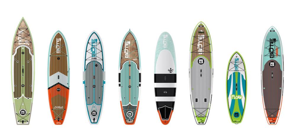 bote-lineup