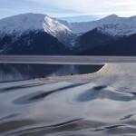 Приливная волна на Аляске