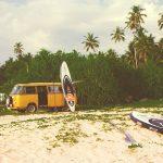 SUP лагерь на Шри-Ланке вместе с SUP SPOT