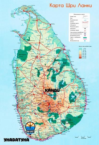 Sri-Map