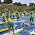CORINTH CANAL PADDLE CROSSING 2016