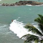 Сап-серфинг на Шри Ланке