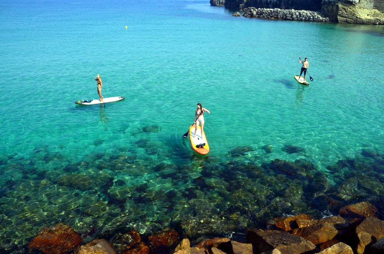 SUP-серфинг сегодня