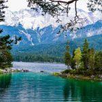 Озеро Айбзе, Германия