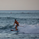SUP Foil Surfing Dream на Мауи
