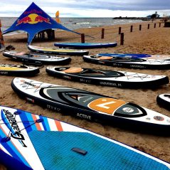 SUP DAY St Petersburg fleet