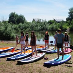 SUP DAY Sterlitamak free classes