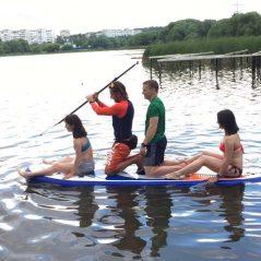 SUP DAY Ulyanovsk funny cruises