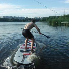 SUP DAY Ulyanovsk jumps