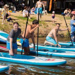 SUP DAY Voronezh race start