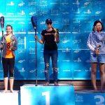 Ася Васильева взяла золото на SUP Masters