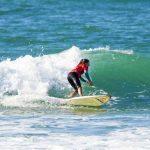 Дэлфин Макэр — новый чемпион Франции по SUP-серфингу