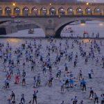 Nautic SUP Paris Crossing — самая многочисленная гонка в мире