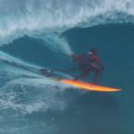 Big-Wave SUP серфинг с Лукасом Медейросом