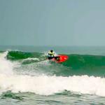 SUP-серфинг в Перу