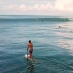 SUP-серфинг в Суматре