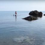 SUP-бординг в Крыму