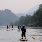 Экспедиция на сапах в Непале по реке Гандаки