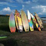 1 июля прошел второй ежегодный Всероссийский день SUP-бординга