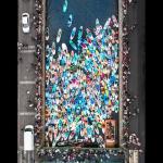 Фонтанка-SUP собрала более 500 райдеров в центре Питера