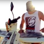 Джес Лиди: Extreme SUP Surfing