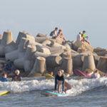 Муи «Не» SUP-surfing