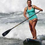 Интервью с Фионой Вайлд на Чемпионате Мира по SUP
