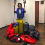 Экспедиция Максима Харченко на 1000 км. Подготовка