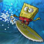 Как падать с доски для серфинга и что делать, если очень мелко