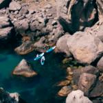 SUP-сёрфинг в Крыму, Новый Cвет