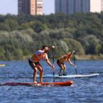 Чемпионат России по SUP пройдет 3 и 4 августа в Москве