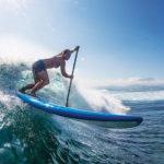 Сап-серфинг на Канарах
