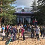 Результаты Чемпионата Санкт-Петербурга по серфингу