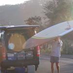 Сап серфинг на доске 10'2″