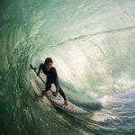 Сапсерфинг в Австралии от Кеахи де Аботиз