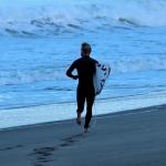 SUP серфинг в идеальных условиях
