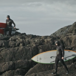 Wild Coast: сапсерфинг в Британской Колумбии